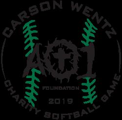 Celebrity Softball Game Black YEAR - Logo